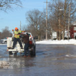 Albion Public Utility Workers