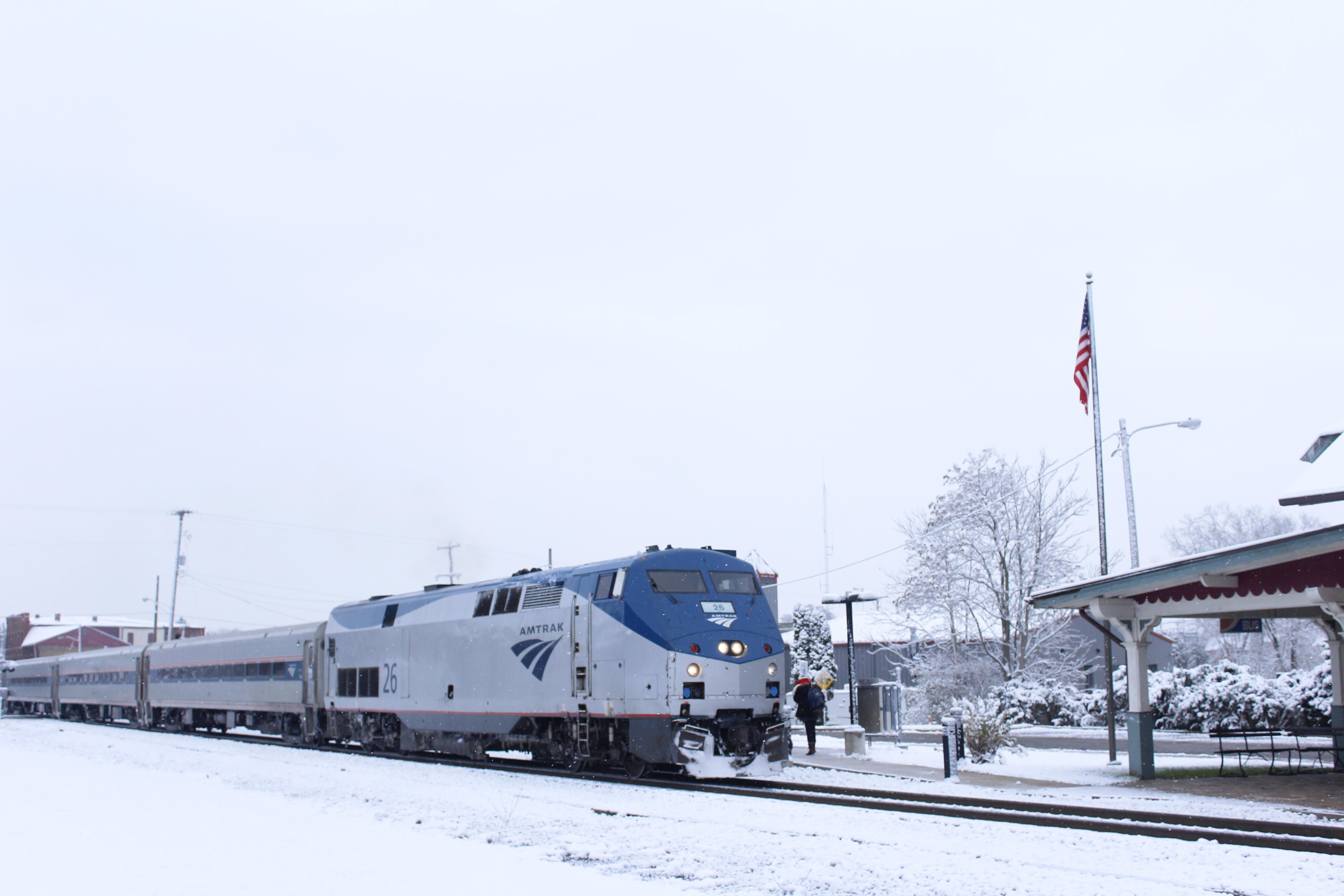 Rail line from Dearborn to Kalamazoo awarded more than $15M grant for safety improvements