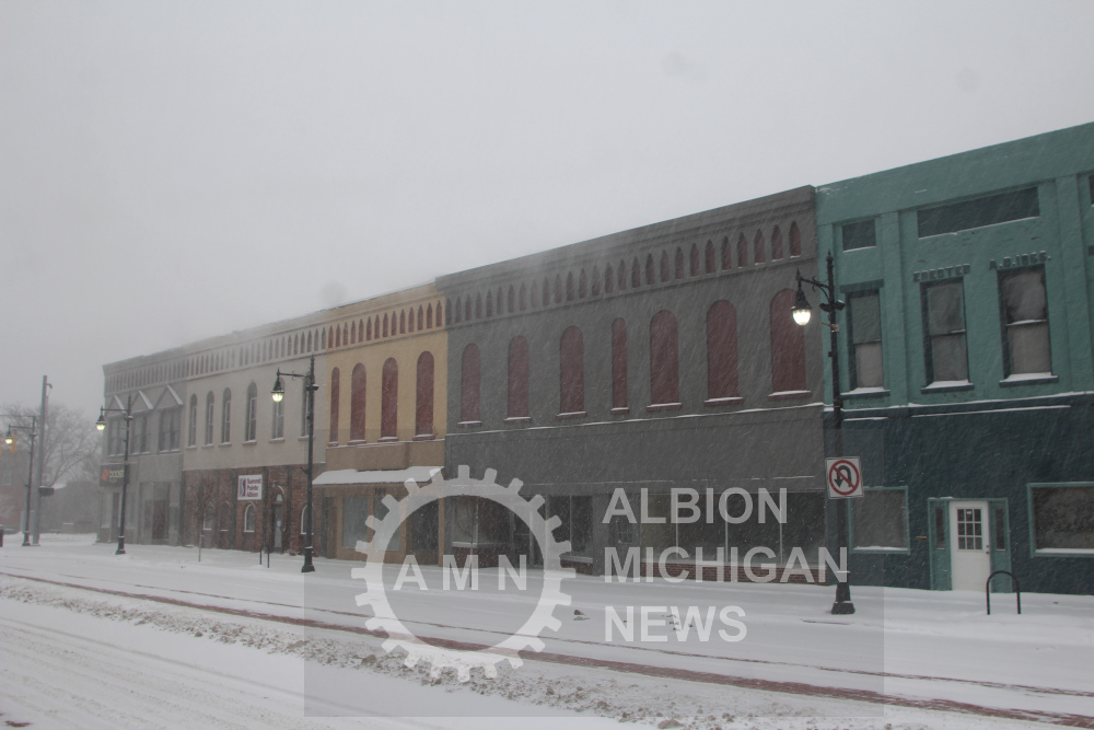2018 An amazing year for Albion, Michigan's revitalization.