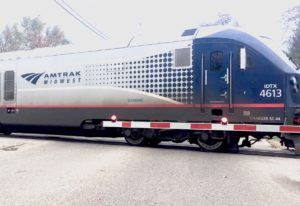 Albion College student Zachary Winston hit by AMTRAK train in Albion