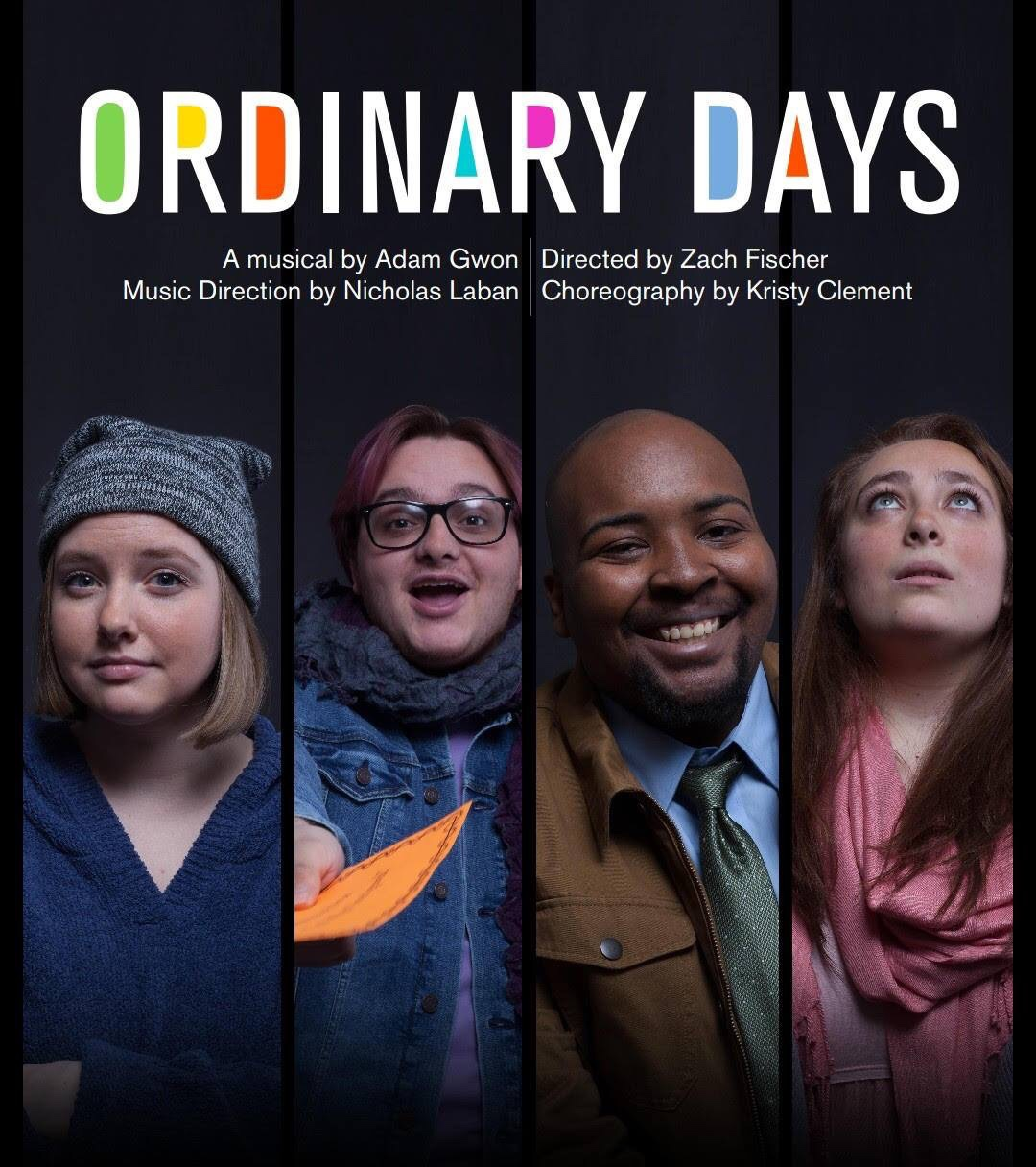 Ordinary Days Musical – Albion College
