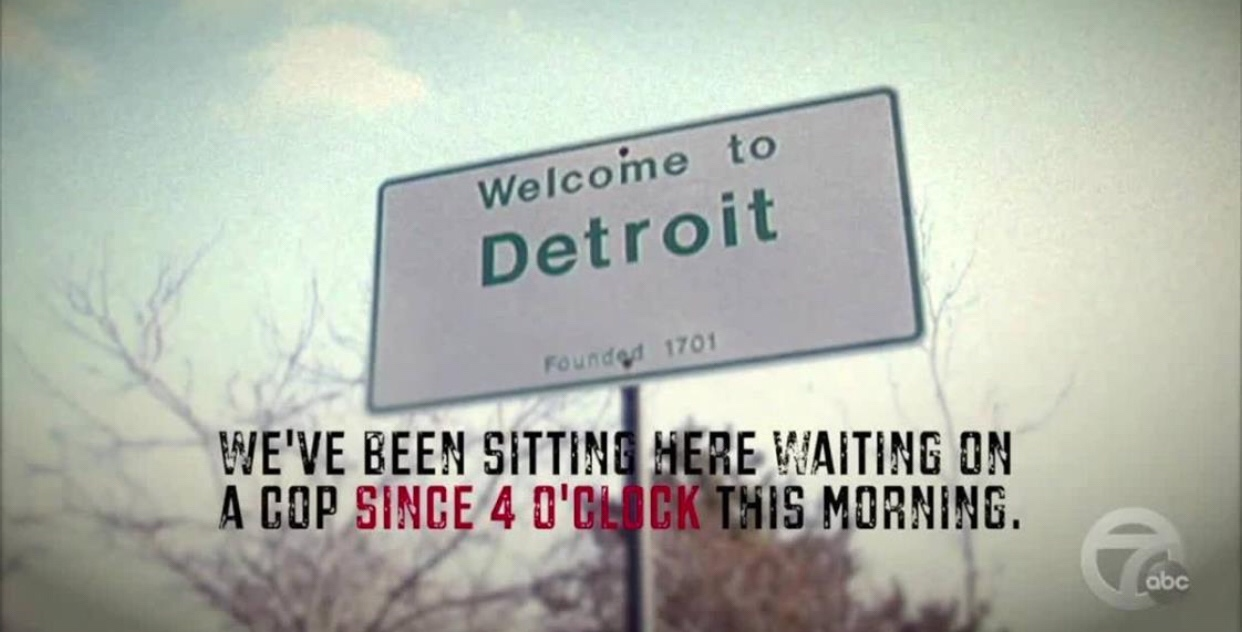 Detroit 911 Thousands left in crisis left waiting hours for Detroit police.