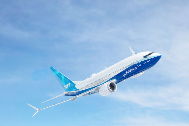 Message from Boeing CEO