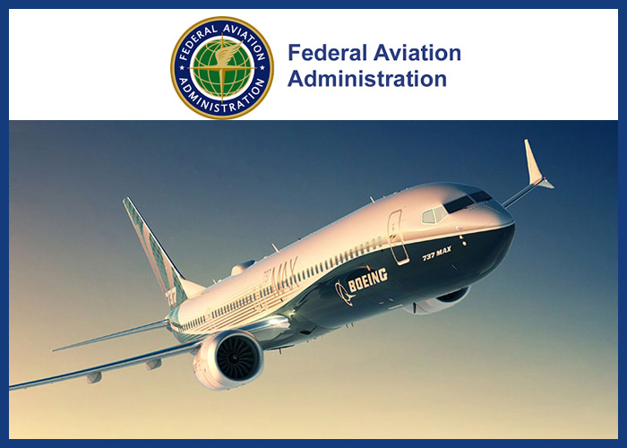 FAA & Boeing ground all 737 MAX 8 & MAX 9 aircraft.