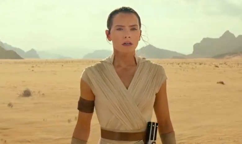 Star Wars Episode IX – The Rise Of Skywalker – Official Teaser Trailer