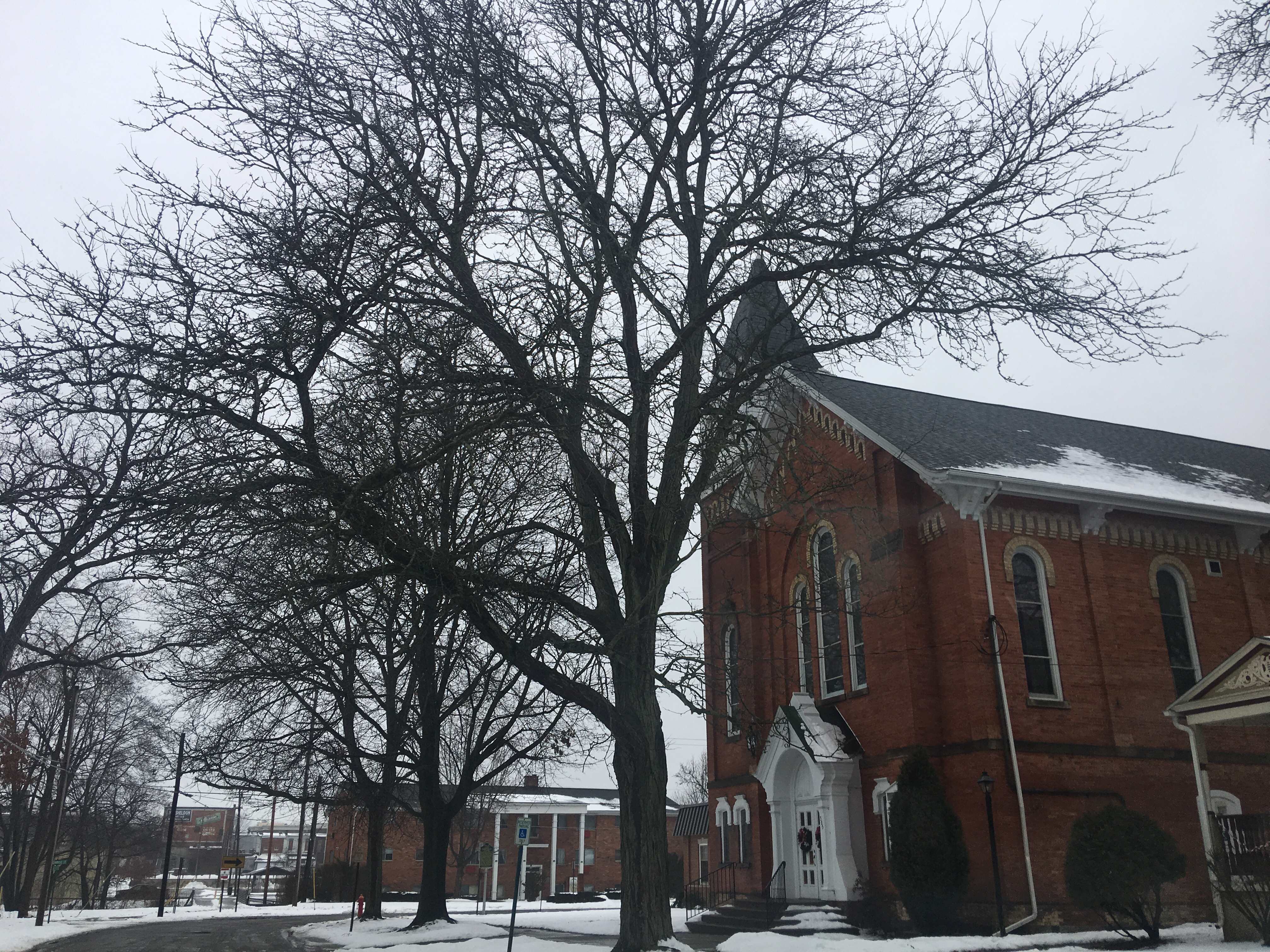 Albion Presbyterian Church Closes its Doors