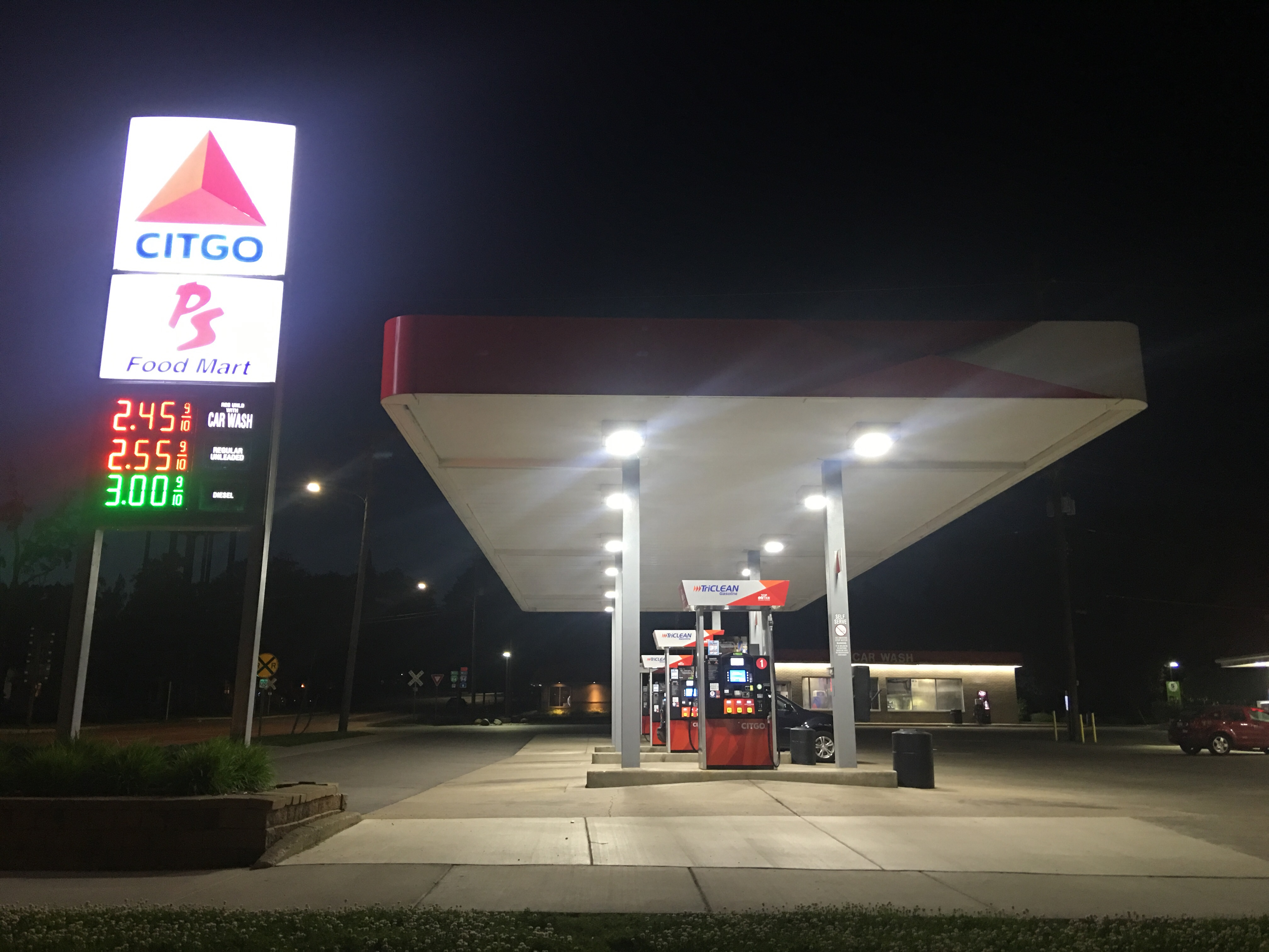 Michigan Gas prices surge