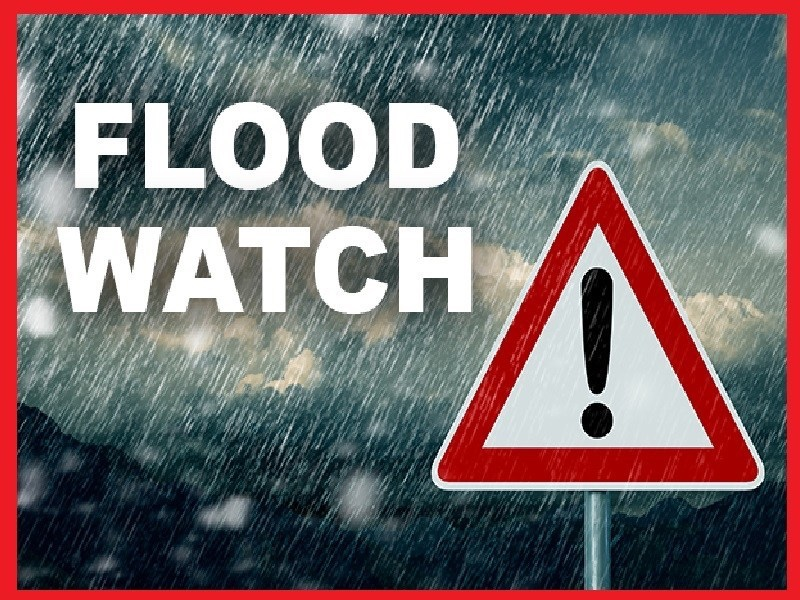 Flood Watch Issued for Albion Area