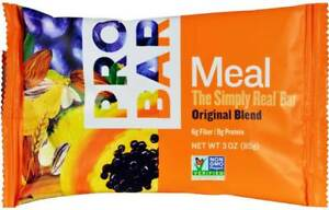PROBAR LLC Issues Allergy Alert on Undeclared Milk and Soy in Select Flavors of Meal ® Bars