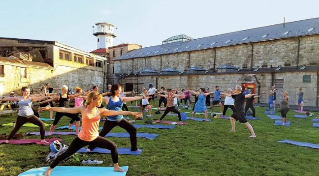 How The Transformation Yoga Project is Helping Prisoners Find Peace