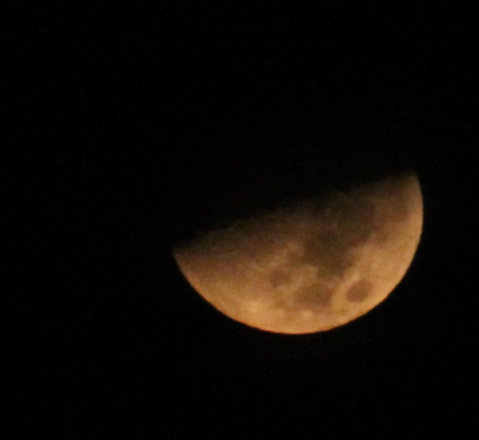 Harvest Full Moon will rise on Friday the 13th