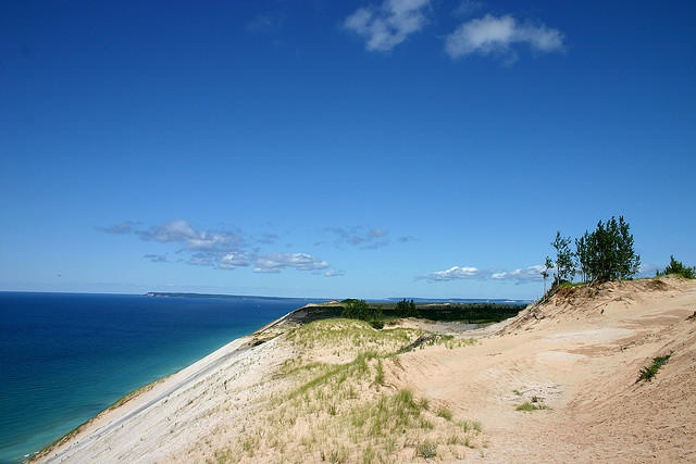 Thieves steal toilet paper, hand sanitizer from restrooms at Sleeping Bear Dunes