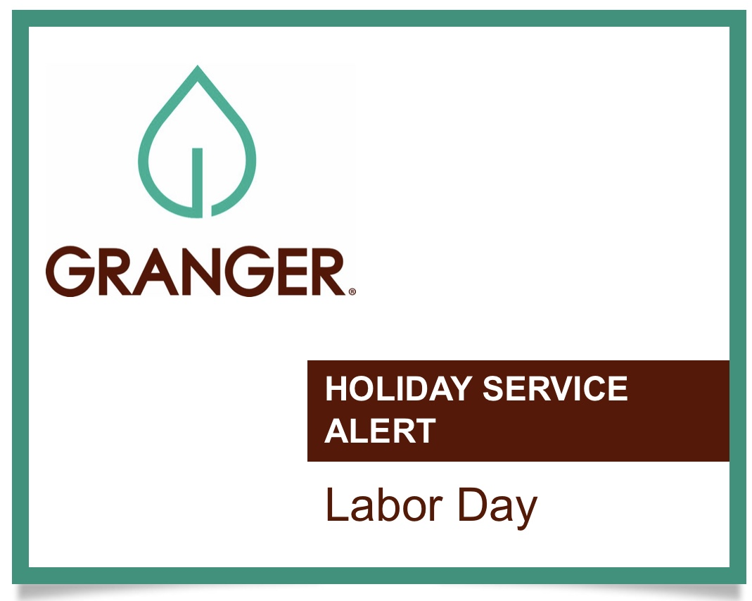LABOR DAY: ONE DAY DELAY