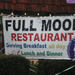 full moon Restaurant Albion Michigan