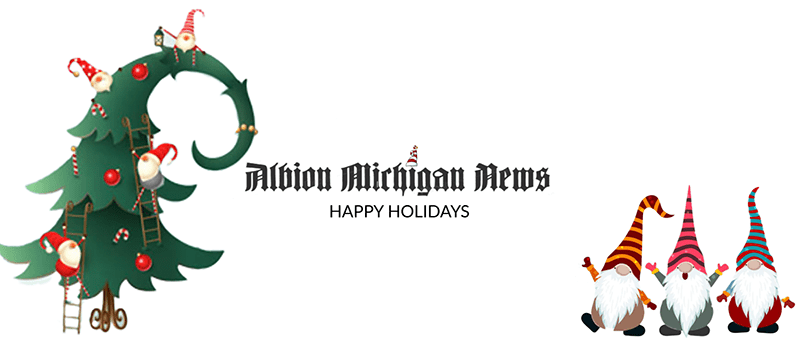Albion Michigan News