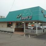 Frosty Dan's Ice Cream Shop