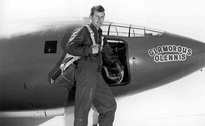 Famous Fighter pilot Chuck Yeager dies at age 97