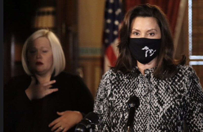 Governor Whitmer to Provide Update on the COVID-19 Pandemic and Response