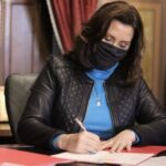 Governor Whitmer Signs