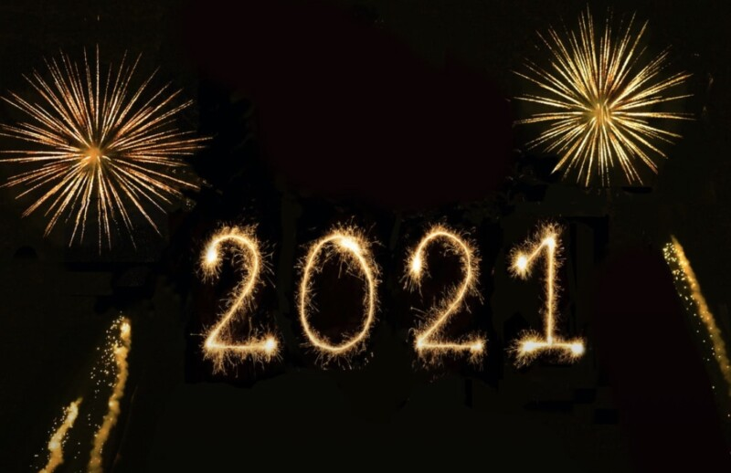 Albion Says Goodbye 2020, Hello 2021!