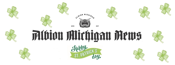Albion Michigan St Patrick's Day