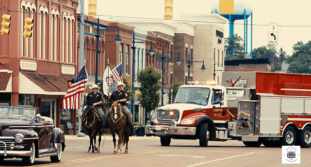 Albion Michigan Honors those who lost their lives in wars by conducting a Memorial Day Parade May 31st,2021