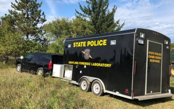 Alpena Township homeowner named person of interest in suspicious death of Brynn Bills